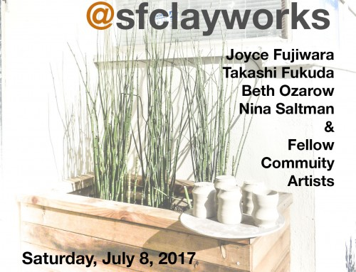 Summer Sale @ sfclayworks