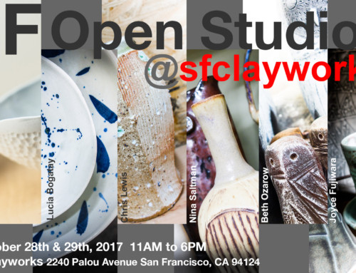 SF Open Studios @ sfclayworks