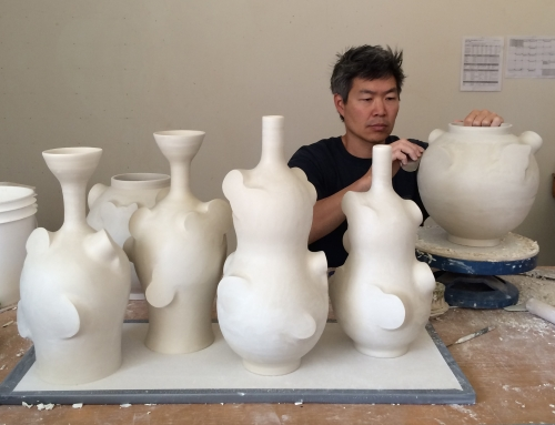 Sam Chung Workshop @ sfclayworks