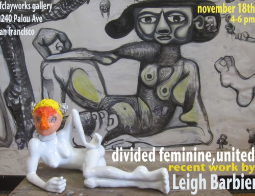Divided Feminine, United: Recent work by Leigh Barbier