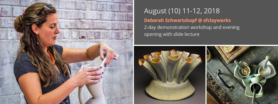 Deborah Schwartzkopf Workshop August 2018