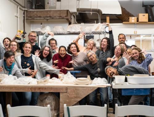 Deborah Schwartzkopf's Inspiring Workshop