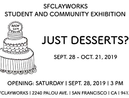 Just Desserts?