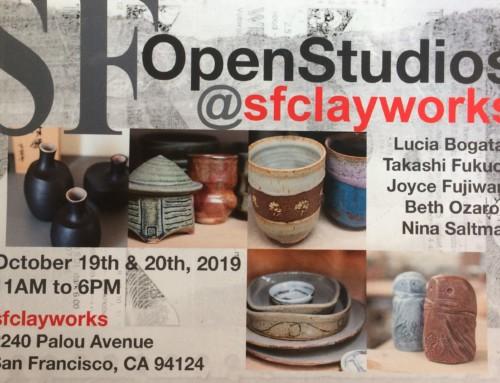 SF Open Studios 2019