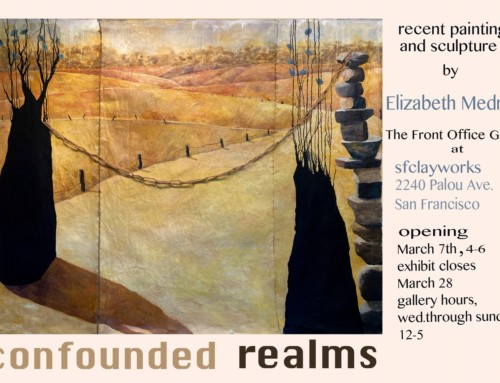 Elizabeth Medrano @ sfclayworks-Confounded Realms